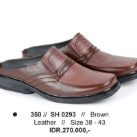 for sale!!!sandal kulit pria casual distro java clothing