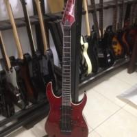 harga gitar Ibanes premium merah custom Tokopedia.com
