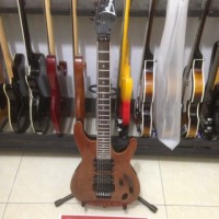 harga gitar Ibanes s series coklat custom Tokopedia.com