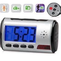 Spy Cam Jam Meja Digital Alarm Kamera ( Multifunction Clock )