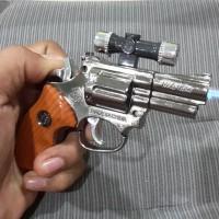 Laser Pointer / Korek Api Magnum / Senter Batu Cincin / Pistol