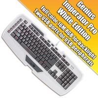 Genius Imperator Pro White Edition