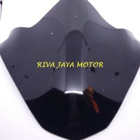 MIKA VISOR / WINDSHIELD VARIASI HONDA BEAT ESP SPORTY / POP