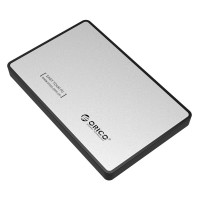 Orico 1-Bay 2.5 Inch External HDD Enclosure Sata 2 USB 3.0 - 2588US3