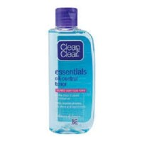CLEAN&CLEAR ESSENTIALS OIL CONTROL TONER 100ml