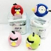 MP3 Angry Birds Bisa Radio FM dan Dibawa ke Mana Saja Mungil - A1