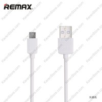 Remax Light Speed Micro USB Cable For Smartphone - White