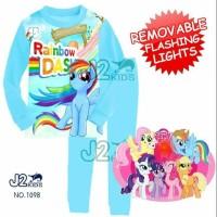 Piyama J2 Lighting Little Pony Blue
