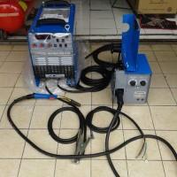 Mesin Las Multipro MIG/MAG 350N G-KR CO Stainless Almunium Argon