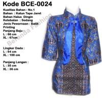 Batik Asmat Bolero Murah Berkualitas Kode BCE-0024