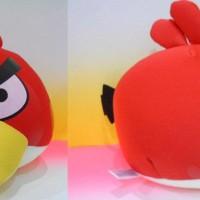 harga Boneka Angry Bird Lycra, isi Biji - Biji Empuk - Merah Size M Tokopedia.com