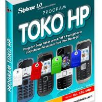 Program Toko HP (Siphone), software hp, aplikasi toko hp, counter