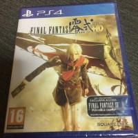 CD Game Ps4 Final Fantasy Type-0 HD