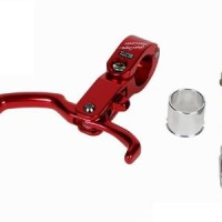 Brake Lever Dia Gran Compe Short Lever RED