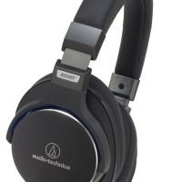 Audio-Technica ATH-MSR7 High Resolution Audio Over-Ear Headphone