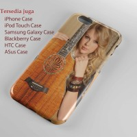taylor swift guitar Hard case Iphone case dan semua hp
