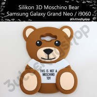 Silikon 3D M0schin0 Bear Samsung Galaxy Grand Duos / Grand Neo / Plus