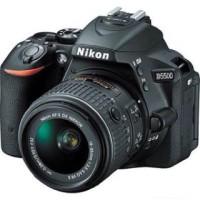 Nikon D5500 Kit (18-55mm VR II) + Bonus 8gb Memori Sandick