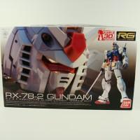 RG - RX-78-2 Gundam - Bandai