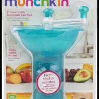 harga Munchkin Baby Food Grinder Penghalus Makanan Bayi Tokopedia.com