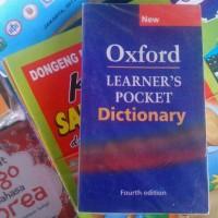 harga Kamus Oxford Learners Pocket Dictionary Tokopedia.com