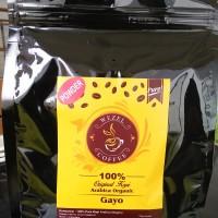 Jual Kopi Arabica Organic Gayo (500gr) Murah
