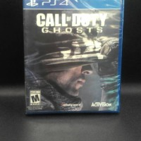 CD GAME PS4 CALL OF DUTY GHOST,