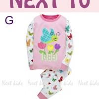 piyama anak - baju tidur anak - piyama next kode G