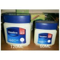 Jual Vaseline Arab Pure Petroleum Jelly 120ml ORI Murah