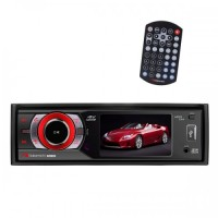 "Nakamichi NA 135 Bluetooth on Single DVD player layar 3"" single din"