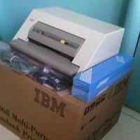 PRINTER PASSBOOK IBM 9068 A03 GARANSI 1 TAHUN