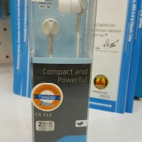 Sennheiser Earphone CX 213