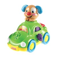 Fisher Price Laugh & Learn Puppy's Learning Car - X2139