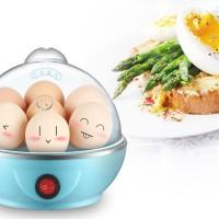 Pengukus Telur dan Penghangat Makanan Steamer Egg Boiler