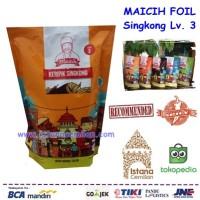 harga Maicih Foil Keripik Singkong Pedas Level 3 Tokopedia.com