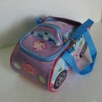 harga Tas Selempang Anak Tk/pg My Little Pony/mlp/cars Bentuk Mobil Tokopedia.com