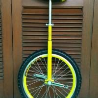 harga Sepeda Roda Satu 20 Kuning / Unicycle Tokopedia.com