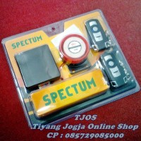 Alarm Motor Import Merk Spectum 100% New High Quality