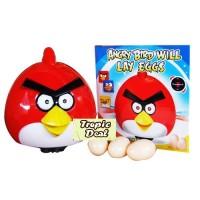 Mainan Angry Bird Bisa Bergerak dan Mengeluarkan Telur