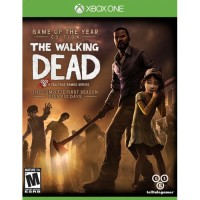 Kaset Xbox One Game : The Walking Dead - The Complete First Season