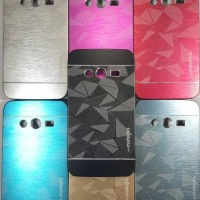 Samsung Galaxy V / V Plus Motomo 3D Diamond Metal case cover