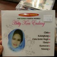 CD HETTY KOES ENDANG - LAGU TERBAIK POP SUNDA KARYA NANO S.