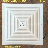 "SEKAI EXHAUST FAN 10"" MVF-1091 KIPAS VENTILATING VENTILASI EXOS"