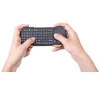 harga Qq Multifunction Mini Bluetooth Keyboard With Touchpad & Mouse Functio Tokopedia.com