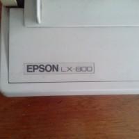 LX800 lengkap LX800 epson LX800 printer LX-800 ppob