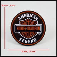 harga Lapel Pin Jaket Harley Davidson Bar And Shield American Legend Tokopedia.com