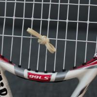 Rubber Band Dampener untuk Raket Tennis
