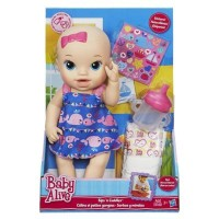 harga Boneka Baby Alive Sips N Cuddles Baju Biru Tokopedia.com