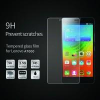 Tempered Glass Lenovo A7000 Anti Gores Screen Guard Terbaik Murah