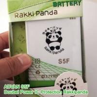 Baterai/batere Rakkipanda Advan Vandroid S5f Doubel Power 4500mah
